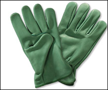 Water repellant Gloves